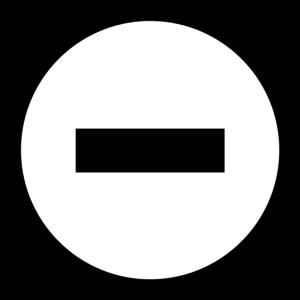 negative_sign